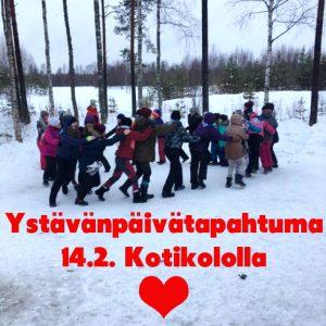 Ystävänpäivätapahtuma Kotikololla @ Kotikolo